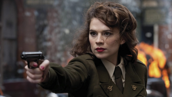 Agent Carter in 'Agents of S.H.I.E.L.D.' S7!