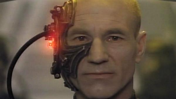 Zitten de Borg in 'Star Trek: Discovery?