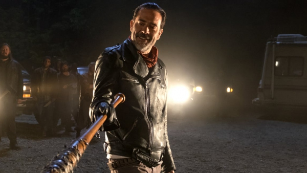 Veel Negan in tiende seizoen 'The Walking Dead'