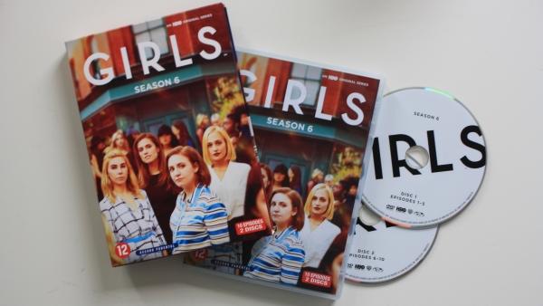 Dvd-recensie 'Girls' seizoen 6