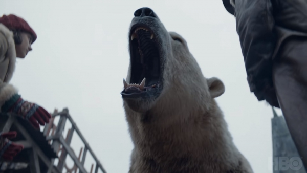 Gave trailer voor HBO's 'His Dark Materials'!