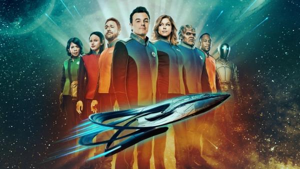 Krijgt 'The Orville' een tweede seizoen?