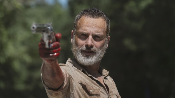 Wat betekenen die 3 cirkels in The Walking Dead