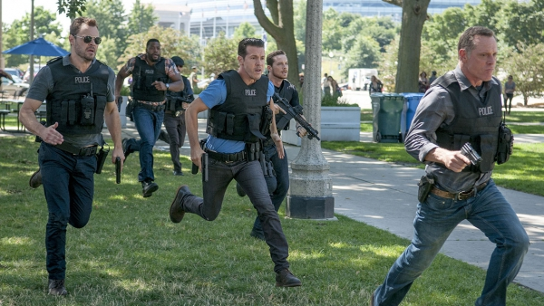Gehaat personage The 100 gecast voor Chicago P.D.