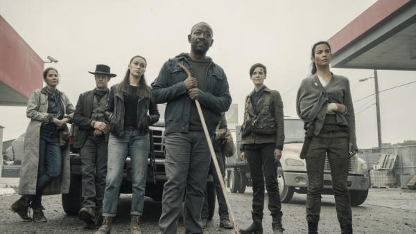Brengt 'Fear the Walking Dead' Madison terug?