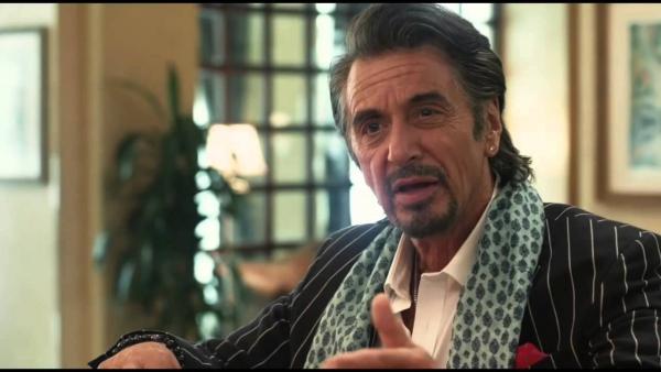 Meer castleden naast Pacino in 'The Hunt'