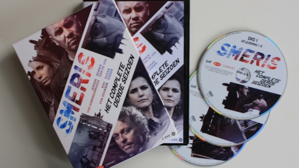 Dvd-recensie: 'Smeris' seizoen 3