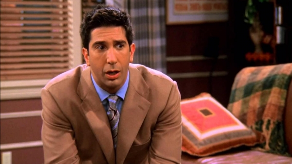David Schwimmer te zien in 'Will & Grace'