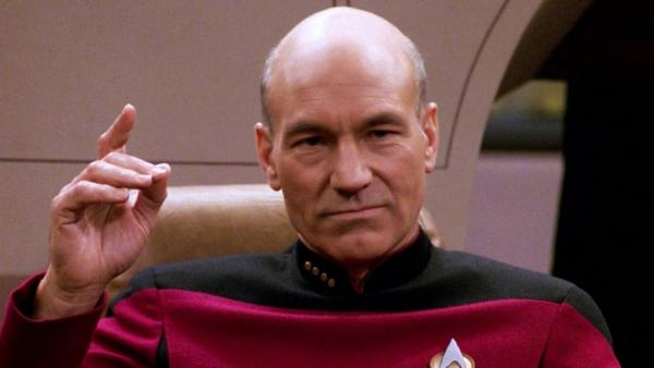 Opnames 'Picard' van start
