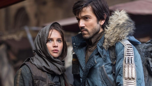 Jonge Cassian Andor in Star Wars serie
