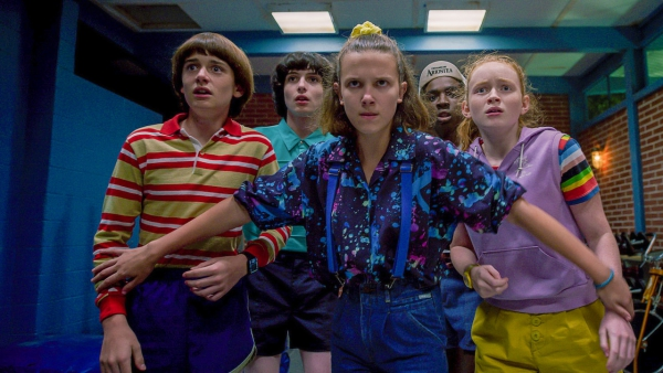 'Stranger Things'-cast viert mooi moment seizoen 4