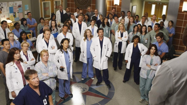 Scott Speedman vervoegt cast van Grey's Anatomy