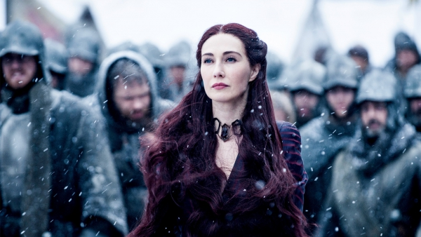 Carice over Melisandre in slot 'Game of Thrones'