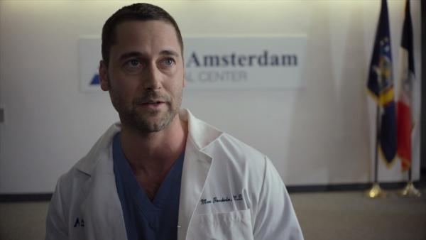 NBC bestelt volledig seizoen van New Amsterdam!
