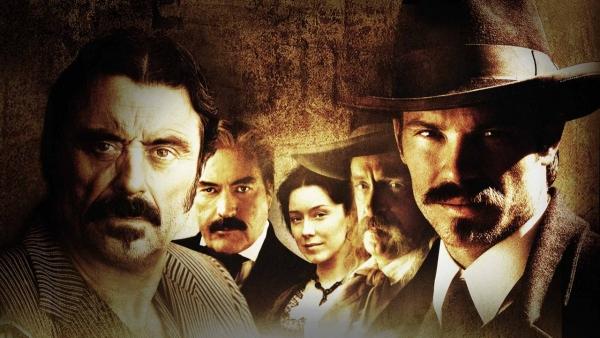 Opnames 'Deadwood'-finale van start!