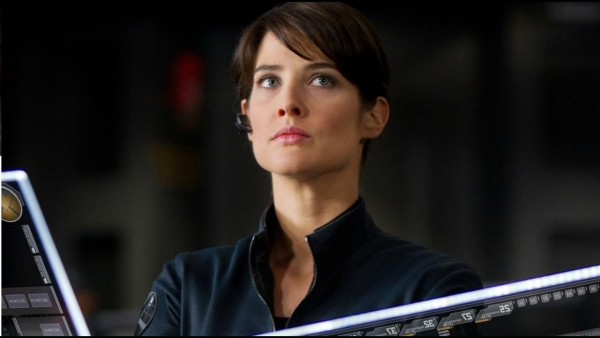 Cobie Smulders in 'Agents of S.H.I.E.L.D.'