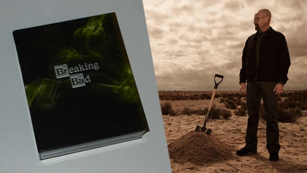 Tv-serie op Blu-Ray: Breaking Bad