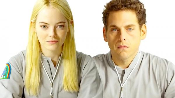Bizarre eerste trailer Netflix-serie 'Maniac'