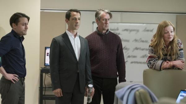 HBO drama 'Succession' krijgt een tweede seizoen