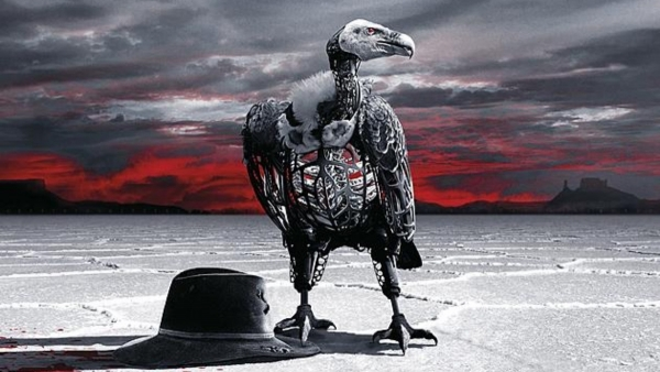 Creepy poster 'Westworld' S2