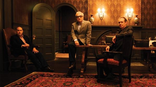 Martin Scorsese maakt 'The Caesars'