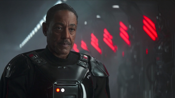 Super krachtige stormtroopers in 'The Mandalorian'