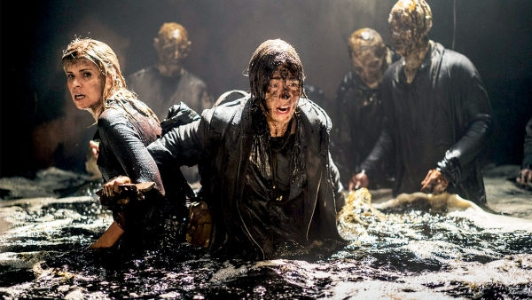 Nieuwe cross-over 'Walking Dead'