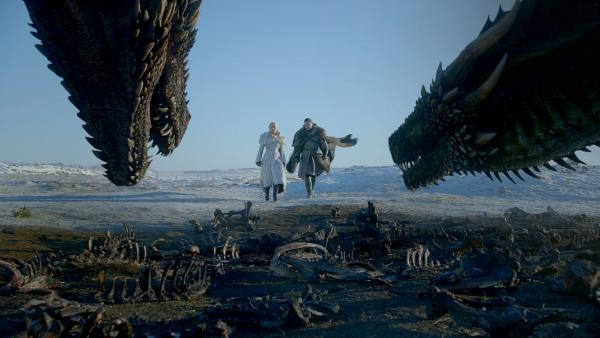 Kijkersrecord trailer 'Game of Thrones'!