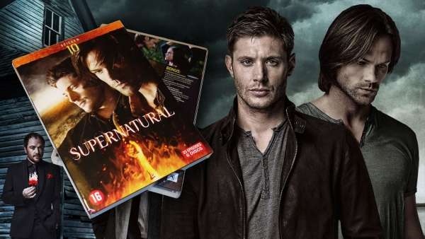 Tv-serie op Dvd: Supernatural (seizoen 10)