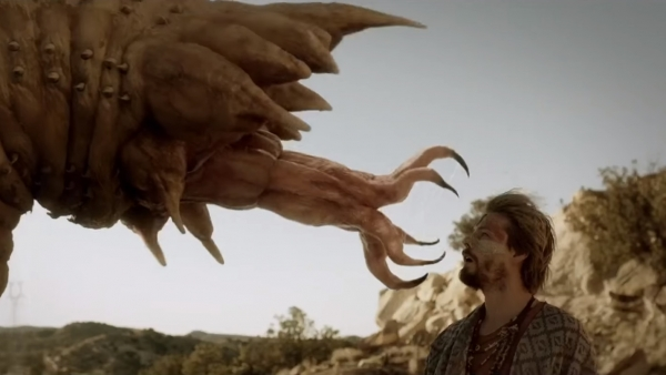 Trailer voor  'Tremors'-serie