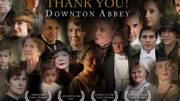 Officieel: 'Downton Abbey' stopt na 6 seizoenen