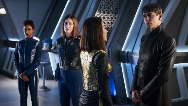 Gerucht: 'Star Trek: Discovery' gecancelled?