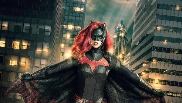 Eerste blik op Ruby Rose als Batwoman!