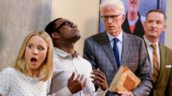 Extra lange finale aflevering 'The Good Place'