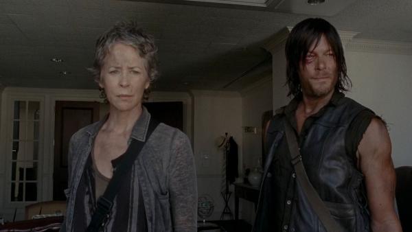 Meerjarige contracten cast 'The Walking Dead'