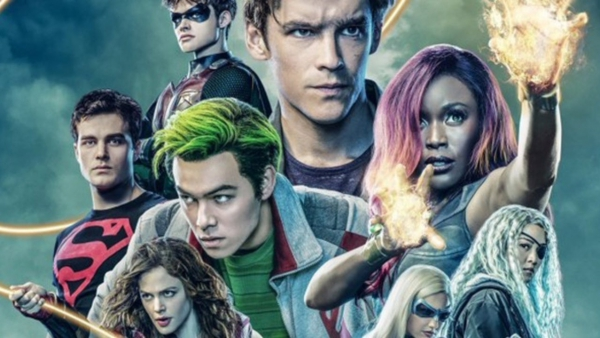 'Titans' voegt nog meer personages toe