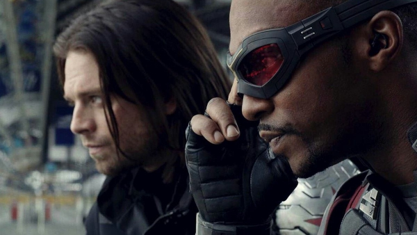Tegenslag voor 'The Falcon and the Winter Soldier'