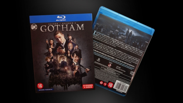 Blu-Ray Review: Gotham (seizoen 2)