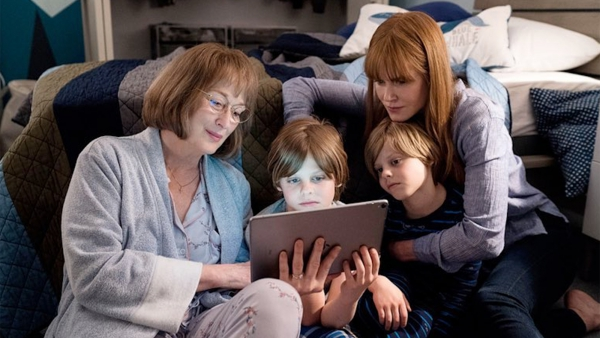 Meryl Streep in trailer 'Big Little Lies' S2