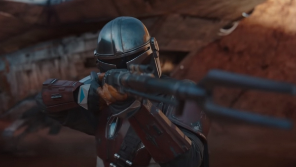 Star Wars-geweld in trailer 'The Mandalorian'