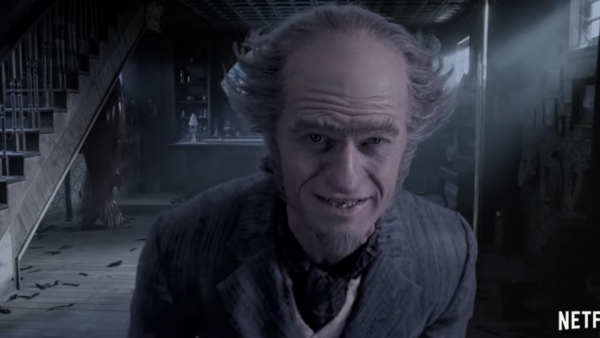 Eerste promo S2 A Series of Unfortunate Event!