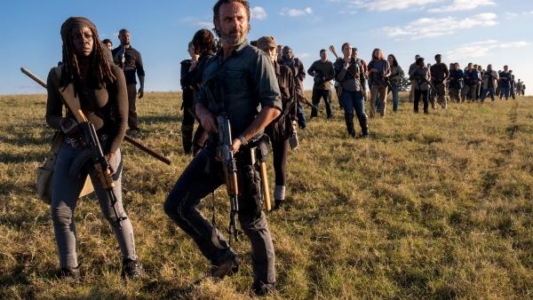 Nieuwe slechterik in 'The Walking Dead'?