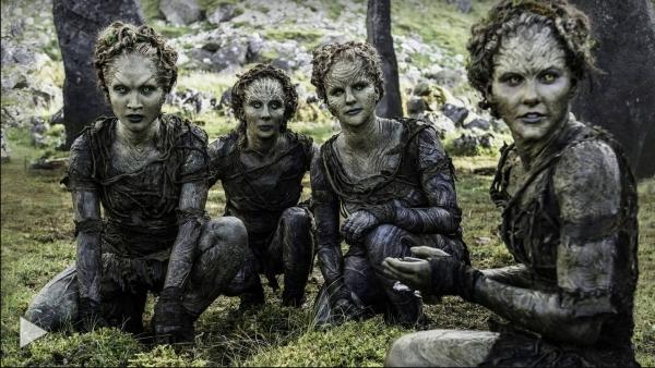 Geen bekenden in spin-offs Game of Thrones