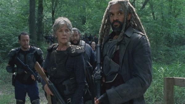 Tijdlijn 'The Walking Dead' nu officieel