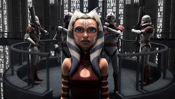 Gave trailer 'The Clone Wars' S7