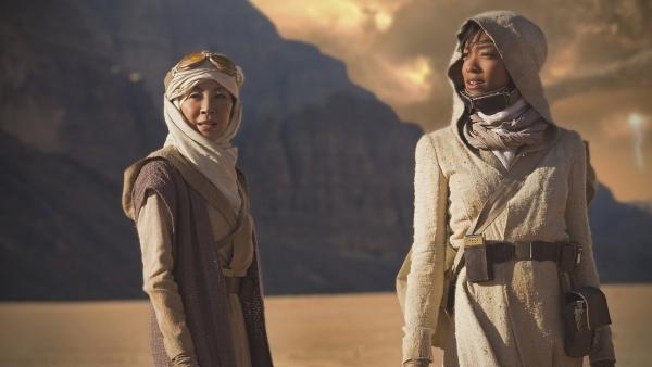 Officiële foto 'Star Trek: Discovery'!