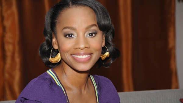 Anika Noni Rose krijgt rol in 'For Justice'