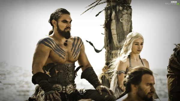 Jason Momoa terug in 'Game of Thrones'?