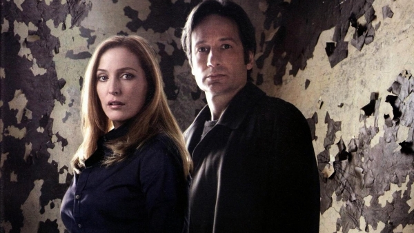 Monsters in trailer The X-Files