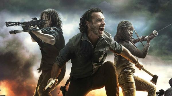 AMC verdedigt 'The Walking Dead'
